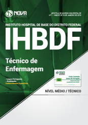 Apostila IHBDF - Técnico de Enfermagem