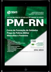 Download Apostila PM-RN PDF - Soldado (Masculino e Feminino)