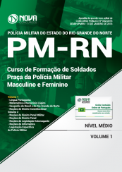 Apostila PM-RN - Soldado (Masculino e Feminino)