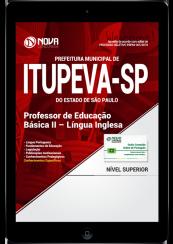 Download Apostila Prefeitura de Itupeva - SP PDF - Professor de Educação Básica II - Língua Inglesa