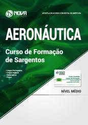 Apostila Aeronáutica (FAB) - Curso de Formação de Sargentos - EEAR