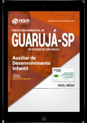 Download Apostila Prefeitura de Guarujá - SP PDF - Auxiliar de Desenvolvimento Infantil