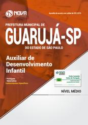 Apostila Prefeitura de Guarujá - SP - Auxiliar de Desenvolvimento Infantil