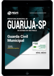 Download Apostila Prefeitura de Guarujá - SP PDF - Guarda Civil Municipal
