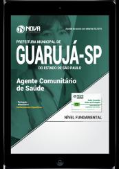 Download Apostila Prefeitura de Guarujá - SP PDF - Agente Comunitário de Saúde