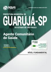 Apostila Prefeitura de Guarujá - SP - Agente Comunitário de Saúde