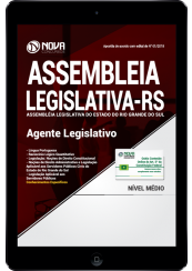Download Apostila Assembléia Legislativa - RS PDF - Agente Legislativo