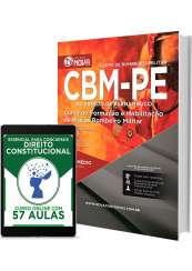 Apostila CBM - PE – Curso de Formação e Habilitação de Praças Bombeiro Militar