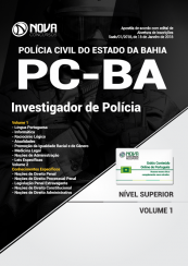 Apostila PC-BA - Investigador de Polícia