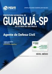Apostila Prefeitura de Guarujá - SP - Agente de Defesa Civil