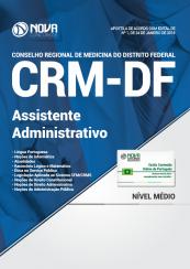 Apostila CRM-DF - Assistente Administrativo
