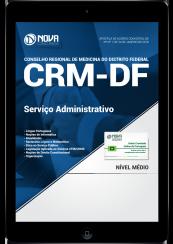 Download Apostila CRM-DF PDF - Serviço Administrativo