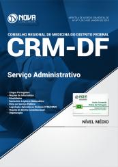 Apostila CRM-DF - Serviço Administrativo