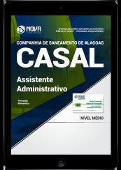 Download Apostila CASAL-AL (Jovem Aprendiz) PDF - Assistente Administrativo