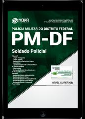 Download Apostila PM-DF PDF - Soldado Policial