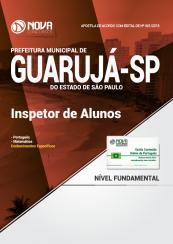 Apostila Prefeitura de Guarujá - SP - Inspetor de Alunos