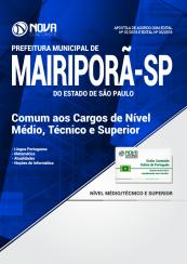 Apostila Prefeitura de Mairiporã - SP - Comum aos Cargos de Nível Médio, Técnico e Superior