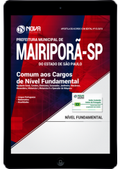 Download Apostila Prefeitura de Mairiporã - SP PDF - Comum aos Cargos de Nível Fundamental