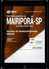 Download Apostila Prefeitura de Mairiporã - SP PDF - Auxiliar de Desenvolvimento Infantil