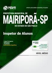 Apostila Prefeitura de Mairiporã - SP - Inspetor de Alunos