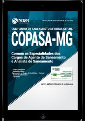 Download Apostila COPASA PDF - Agente de Saneamento e Analista de Saneamento