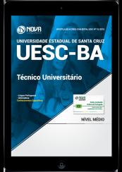 Download Apostila UESC-BA PDF - Técnico Universitário