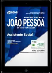 Download Apostila Prefeitura de João Pessoa - PB PDF - Assistente Social