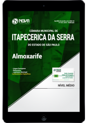 Download Apostila Câmara de Itapecerica da Serra - SP PDF - Almoxarife