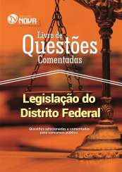 Livro de Questões - Legislação do Distrito Federal