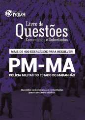 Livro de Questões - PM-MA