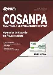 Apostila COSANPA PA - Operador de Estação de Água e Esgoto