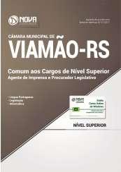 Apostila Câmara Mun. de Viamão - RS - Comum aos Cargos de Nível Superior