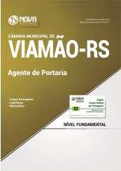 Apostila Câmara Municipal de Viamão - RS - Agente de Portaria