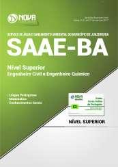 Apostila SAAE Juazeiro BA - Cargos de Nível Superior