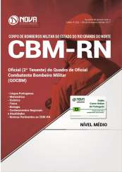 Apostila CBM-RN - Oficial Bombeiro Militar