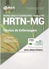 Apostila HRTN - MG - Técnico de Enfermagem