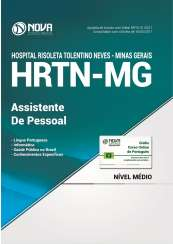 Apostila HRTN - MG - Assistente Pessoal