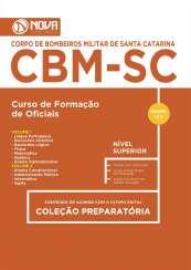 Apostila CBM-SC - Curso de Formação de Oficiais