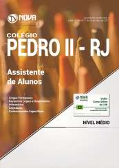 Apostila Colégio Pedro II - RJ - Assistente de Alunos