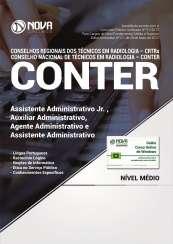 Apostila CONTER e CRTRs - Cargos Administrativos