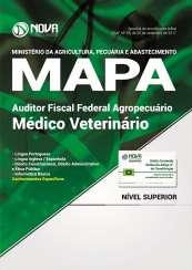 Apostila MAPA - Auditor Fiscal Federal Agropecuário - Médico Veterinário
