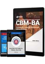 Download Apostila CBM-BA Pdf - Soldado do Corpo de Bombeiros Militar da Bahia
