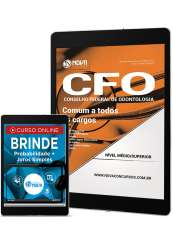 Download Apostila CFO-DF Pdf - Comum a todos os cargos