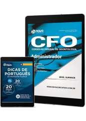 Download Apostila CFO-DF Pdf - Administrador