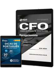 Download Apostila CFO-DF Pdf - Recepcionista