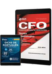 Download Apostila CFO-DF Pdf - Técnico Administrativo