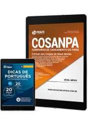 Download Apostila COSANPA PA Pdf - Comum aos cargos de Nível Médio