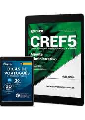 Download Apostila CREF 5ª Região Pdf - Agente Administrativo