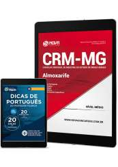 Download Apostila CRM- MG PDF – Almoxarife