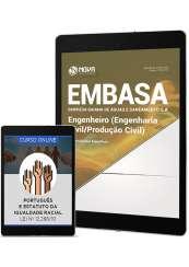 Download Apostila EMBASA - BA Pdf – Engenheiro